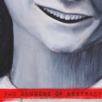 Detail of The danger of abstracting